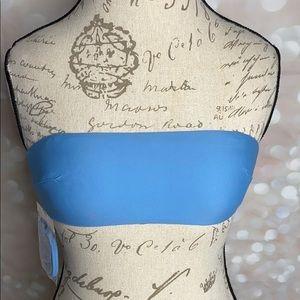 NWOT Aerie Bandeau Bikini Top